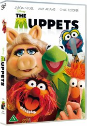 the muppets - the movie - DVD