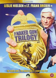 høj pistolføring 1-3 box / the naked gun - DVD