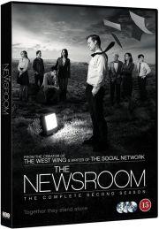 the newsroom - sæson 2 - hbo - DVD