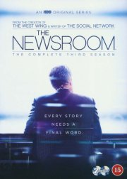 the newsroom - sæson 3 - hbo - DVD