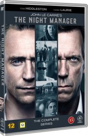 the night manager / natportieren - the complete series - DVD