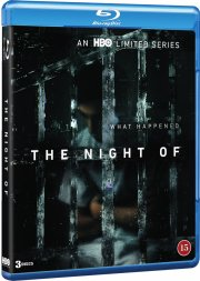 the night of - hbo - Blu-Ray