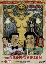 la noche del virgen / the night of the virgin - DVD