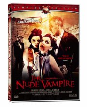 the nude vampire - DVD
