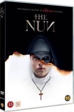 the nun - 2018 - DVD