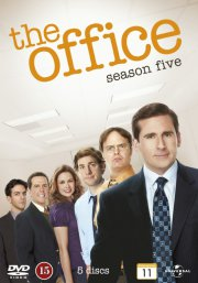 the office - sæson 5 - DVD