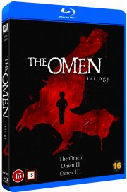 the omen // the omen 2 // the omen 3 - Blu-Ray