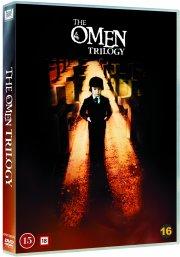 the omen // the omen 2 // the omen 3 - DVD
