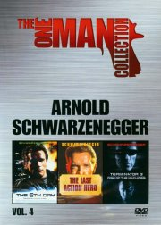 6th day // last action hero // terminator 3 - DVD