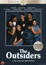 the outsiders / outsideren - DVD