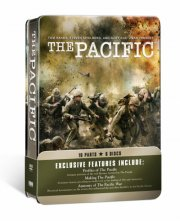 the pacific - steelbook - hbo - DVD