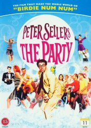 peter sellers - the party - DVD