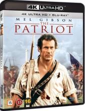 the patriot - mel gibson - 4k Ultra HD Blu-Ray