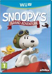 the peanut movie: snoopy's grand adventure - wii u