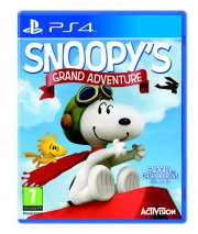 the peanut movie: snoopy's grand adventure - PS4