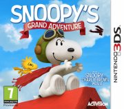 the peanut movie: snoopy's grand adventure - nintendo 3ds
