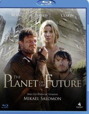 Image of   The Lost Future / The Planet Of The Future - Blu-Ray