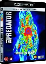 the predator - 4k Ultra HD Blu-Ray