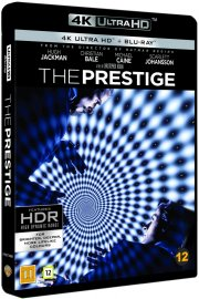 the prestige - 4k Ultra HD Blu-Ray