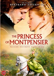the princess of montpensier - DVD