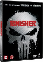 the punisher 1 // the punisher 2 - war zone - DVD
