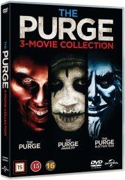 the purge 1-3 - DVD