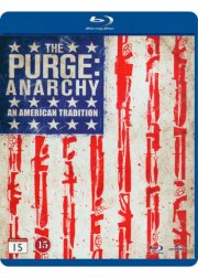 the purge 2 - anarchy - Blu-Ray