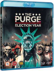 the purge 3 - election year - Blu-Ray
