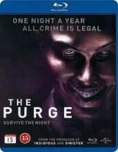 the purge 1 - Blu-Ray