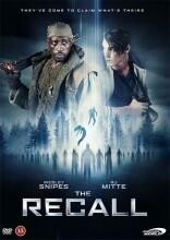 the recall - 2017 - DVD