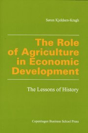 the role of agriculture in economic development - bog