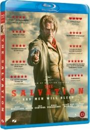 the salvation - bad men will bleed - Blu-Ray