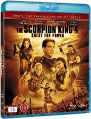 the scorpion king 4 - quest for power - Blu-Ray