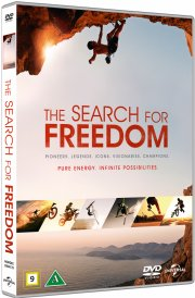 the search for freedom - DVD