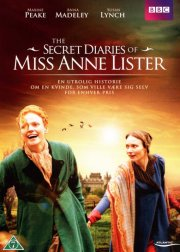 the secret diaries of miss anne lister - bbc - DVD