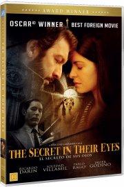 the secret in their eyes / el secreto de sus ojos - DVD