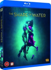 the shape of water - Blu-Ray