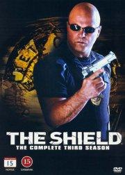 the shield - sæson 3 - DVD