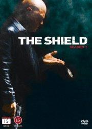 the shield - sæson 7 - DVD