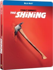 the shining / ondskabens hotel - steelbook - Blu-Ray