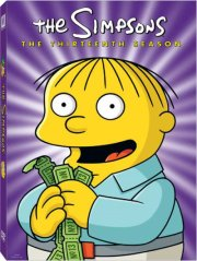the simpsons - sæson 13 - DVD