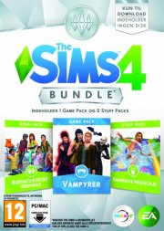 the sims 4 - bundle pack 7 (dk) - PC