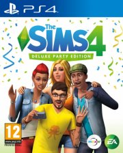 the sims 4 (nordic) - deluxe party edition - PS4