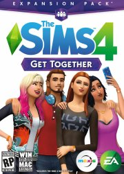 the sims 4 - get together - PC