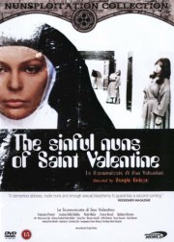 the sinful nuns of saint valen - uncut - DVD