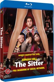 the sitter  - Blu-Ray