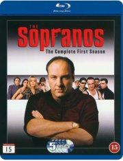 The Sopranos - Sæson 1 - Hbo - Blu-Ray - Tv-serie