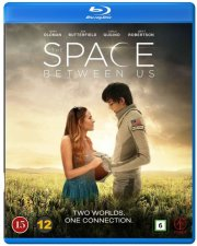 the space between us - Blu-Ray