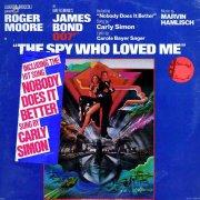 marvin hamlisch - the spy who loved me - Vinyl / LP