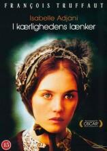 i kærlighedens lænker / the story of adele h - DVD